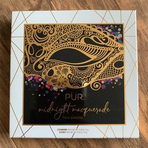 PUR Midnight Masquerade Face/Eye Palette
